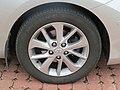 2017-10-05 (144) Michelin Energy Saver 205-55 R 16 91 V tire at Bahnhof Enns.jpg