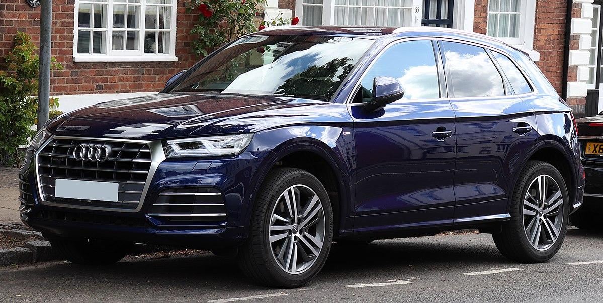 Audi Q5 - Wikipedia
