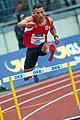 2018 DM Leichtathletik - 400-Meter-Huerden Maenner - Luke Campbell - by 2eight - DSC7190.jpg