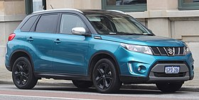 2018 Suzuki Vitara (LY) S Turbo wagon (2018-11-02) 01.jpg