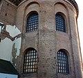 2018 Trier, Konstantin-Basilika, Nordostseite 2.jpg