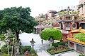 2018 Xizhi Zhongshun Temple 廟前廣場.jpg