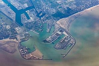 Port of Zeebrugge - Port of Brugge (Zeebrugge)
