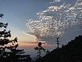201912 Sunset over Jinhua Mountains.jpg