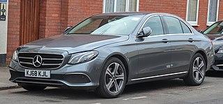 Mercedes-Benz E-Class Motor vehicle