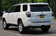 2019 Toyota 4Runner SR5 4.0L rear 6.16.19.jpg