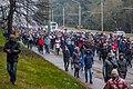 2020 Belarusian protests, Zavodski district of Minsk, 22 November p2.jpg