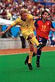 221000 - Football David Barber action 2 - 3b - Sydney 2000 match photo.jpg