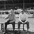 24.09.1961. Equipe du Stade. Noé et Domec. (1961) - 53Fi4635.jpg
