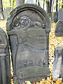 251012 Detail of tombstones at Jewish Cemetery in Warsaw - 52.jpg
