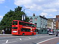 25 route Volvo FIrst London supplements the route. (7747638222).jpg