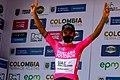 2 etapa Vuelta a Colombia 2020-Adrian Bustamante-Lider Novatos.jpg