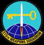 315th Weapons Squadron - Emblem.png