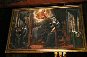 Quadroni of St. Charles - Image: 3224 Milano, Duomo Carlo Buzzi Miracolo di suor Angela A. De Seni (1610) Foto Giovanni Dall'Orto, 6 Dec 2007