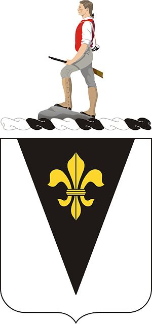 329th Infantry Regiment (United States) - Coat of arms