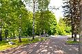 3305. Рощино. Братское кладбище советских воинов.jpg