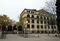 342 Grup escolar Ramon Llull, façana c. Consell de Cent.JPG