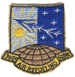 34th Strategic Squadron - Image: 34th Air Refueling Squadron