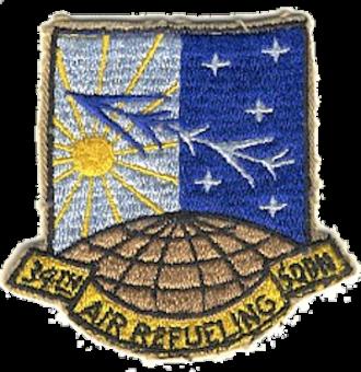 34th Strategic Squadron - Image: 34th Air Refueling Squadron
