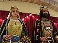 385 Els Gegants Nous de Manresa, al palau de la Virreina (Barcelona).JPG