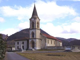 Saint-Nicolas-de-Macherin Commune in Auvergne-Rhône-Alpes, France
