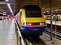 43064 St Pancras International to Sheffield 1F83 at St Pancras platform 4 (34811989426).jpg
