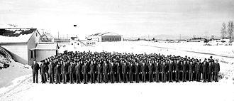 72d Test and Evaluation Squadron - Squadron photo of the 72d Reconnaissance Squadron, 1948