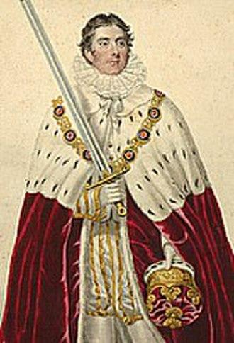 Henry Pelham-Clinton, 4th Duke of Newcastle - The 4th Duke of Newcastle-under-Lyne