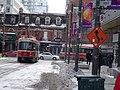 510 Spadina streetcars short turn at King Street, 2015 01 31 (2).JPG - panoramio.jpg