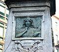 6292 - Milano - Ettore Ferrari, Monumento a Carlo Cattaneo (1900), L'Italia - Foto Giovanni Dall'Orto, 14-Feb-2008.jpg