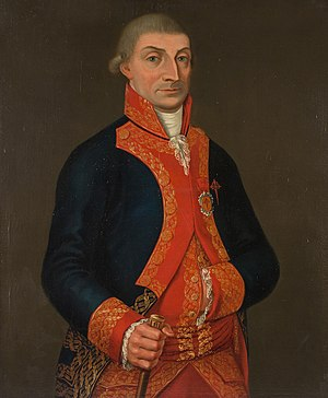 José de Iturrigaray - José de Iturrigaray, Viceroy of New Spain (1803-08)