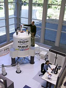 Nuclear magnetic resonance - Wikipedia