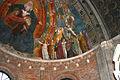 7354 - Milano - San Simpliciano - Affresco del Bergognone nel catino absidale - Foto Giovanni Dall'Orto - 25-mar-2007.jpg