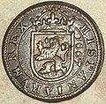 8 Maravedís de Felipe III (1607) Acuñada en Segovia.jpg
