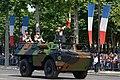 9th Light Armoured Marine Brigade Bastille Day 2013 Paris t114106.jpg
