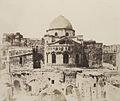 A. Salzmann - Saint Sépulcre, abside - Jerusalem.jpg