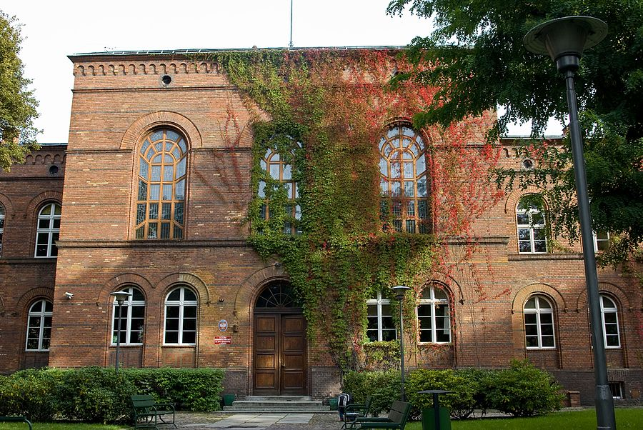 Saint Mary Magdalene High School in Poznań