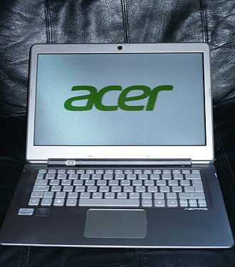 Ultrabook - Acer Aspire S3 Ultrabook with SSD