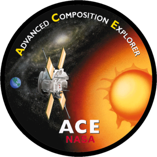 Advanced Composition Explorer NASA scientific satellite