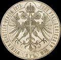 AHG 2 florin 1873 Wiener Schuetzenverein reverse.jpg