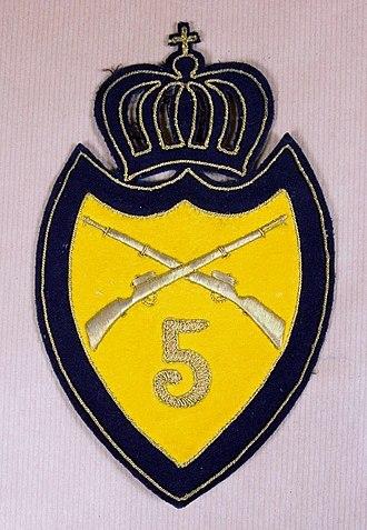2nd Life Grenadier Regiment (Sweden) - Image: AM.022248