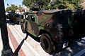 AM General M998 1987 HMMWV with MK-19 LSideRear Lake Mirror Cassic 16Oct2010 (14881242487).jpg