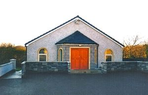 Associated Presbyterian Churches - The APC church building in Stornoway.