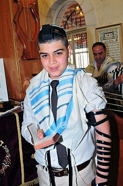 A BAR MITZVA BOY FROM MAOZ ZION.jpg