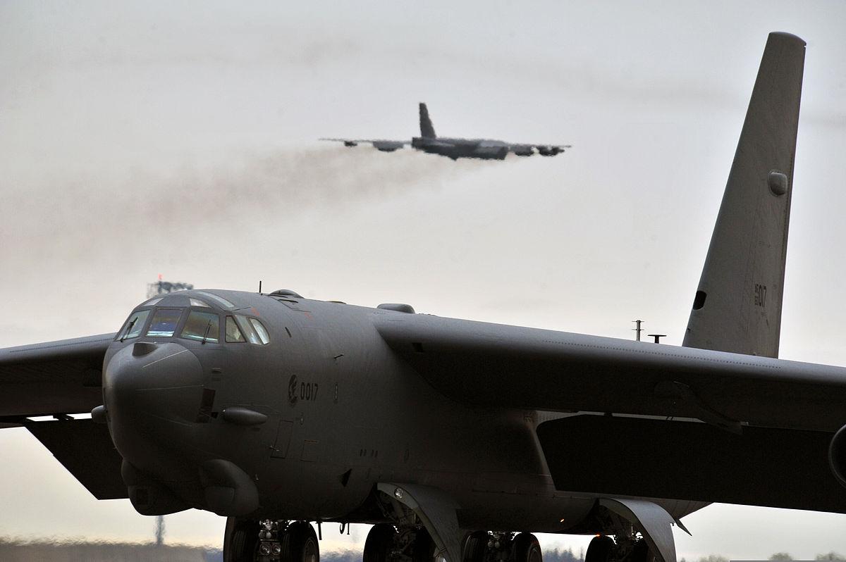Minot Air Force Base - Wikipedia