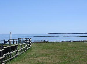 The Ovens, Nova Scotia - Image: A View Of Rose Head