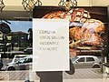 A bakery shop closed due to a coronavirus pandemic.jpg