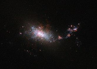 NGC 1140 - Image: A galactic nursery
