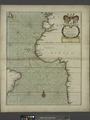 A generall chart from ENGLAND to cape Bona Espranca with the coast of BRASILE NYPL1640675.tiff