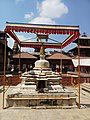 A small stupa, Patan Durbar Square.jpg
